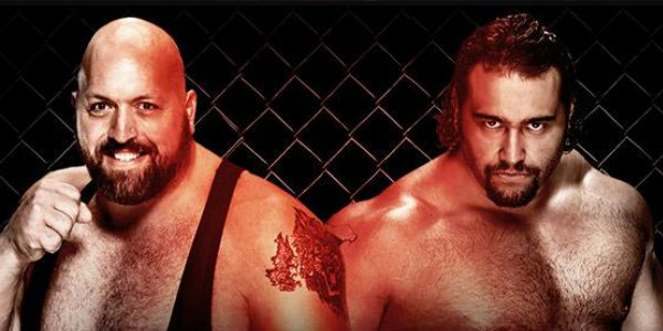 big show vs rusev hell in a cell