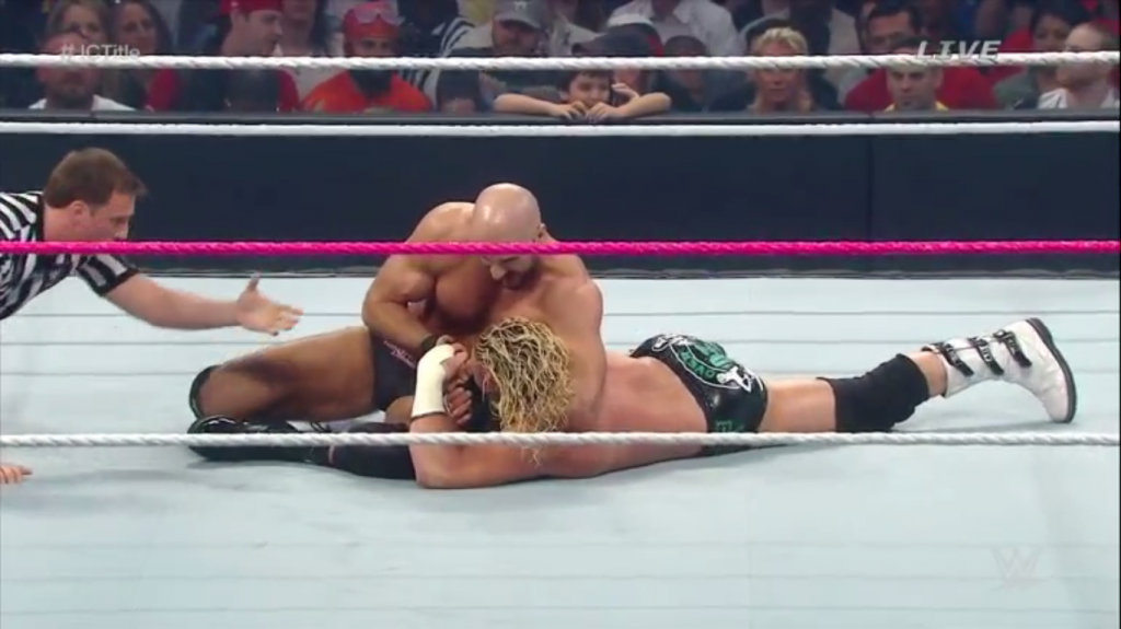 cesaro vs dolph ziggler hell in a cell