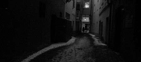 dark alley tormenting memories
