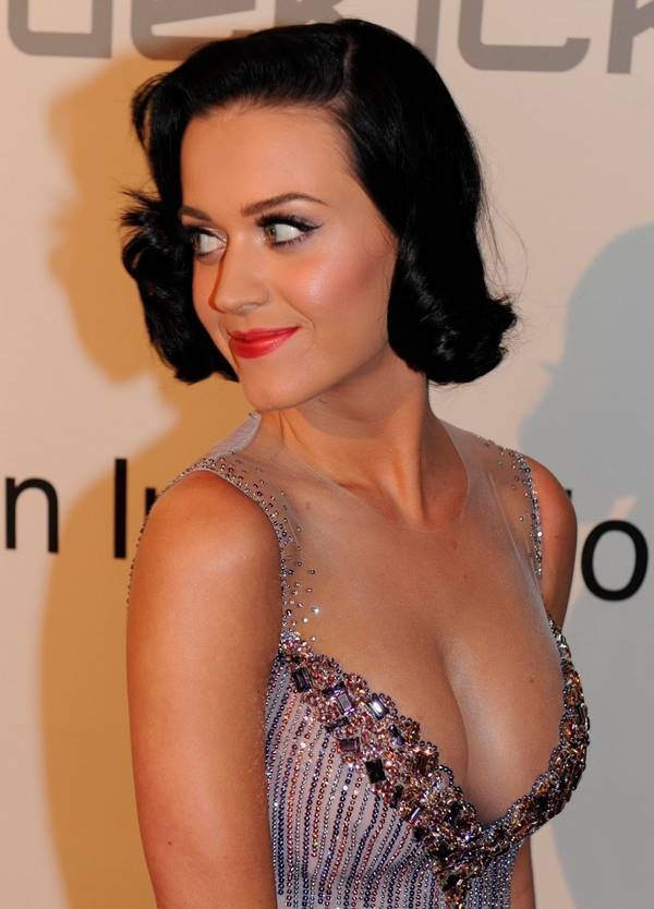 titts hot Katy perry