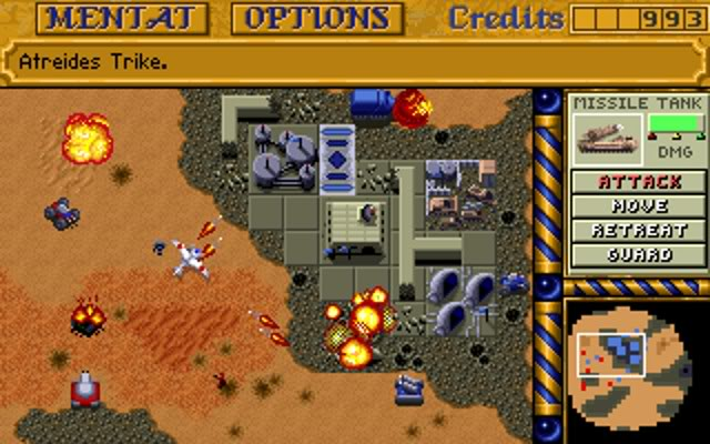 dune ii the building of a dynasty