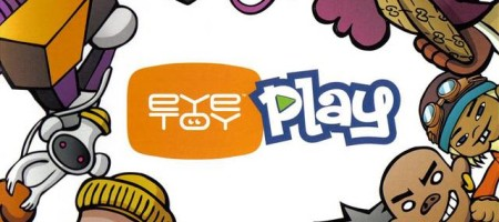 eyetoy play electronic toys