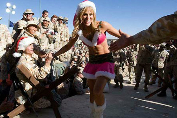 Lilian Garcia nude, topless pictures, playboy