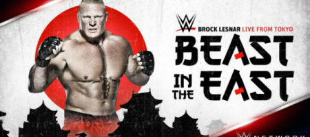 watch wwe beast in the east Free