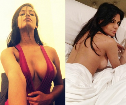 Poonam Pandey Hot Nude Topless Boobs Sexy Ass