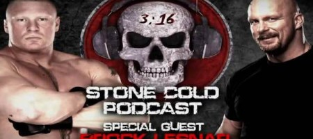 Watch WWE Brock Lesnar On Stone Cold Podcast Free