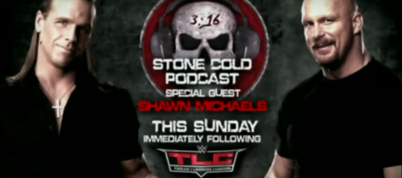 shawn michaels stone cold podcast