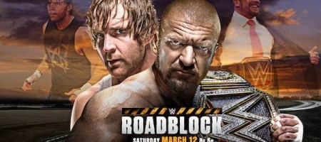 Watch WWE RoadBlock Online Free