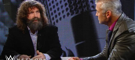 Watch Mick Foley Podcast With Shane McMahon