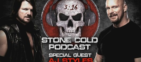Watch AJ Styles Stone Cold Podcast Free