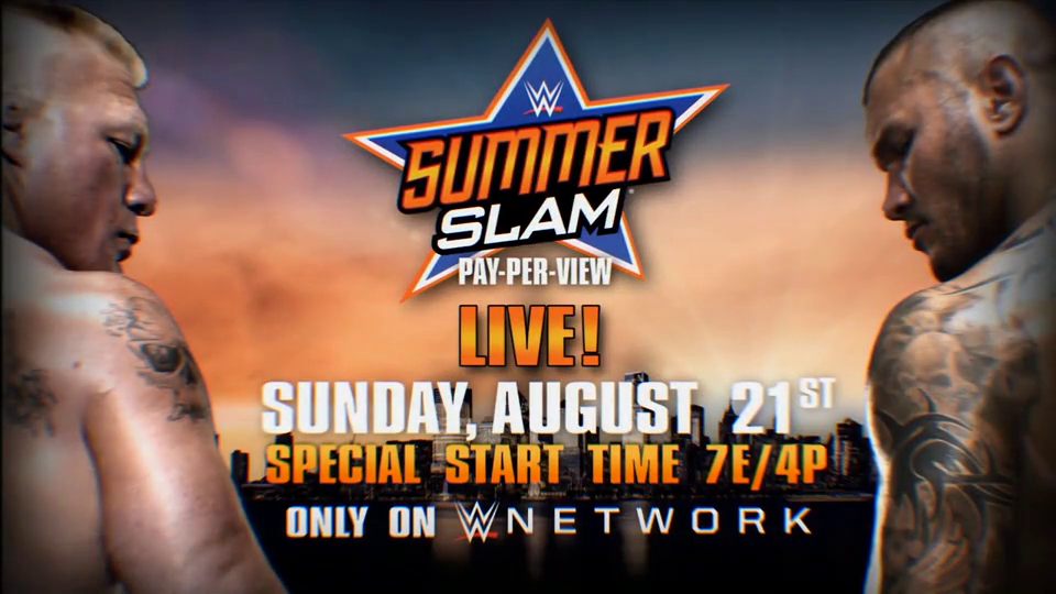 Watch WWE SummerSlam 2016 Free