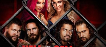Watch WWE Hell In A Cell 2016 Online Free