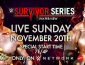 Watch WWE Survivor Series 2016 Online Free