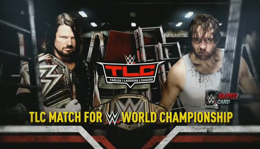 Watch WWE TLC 2016 Online Free