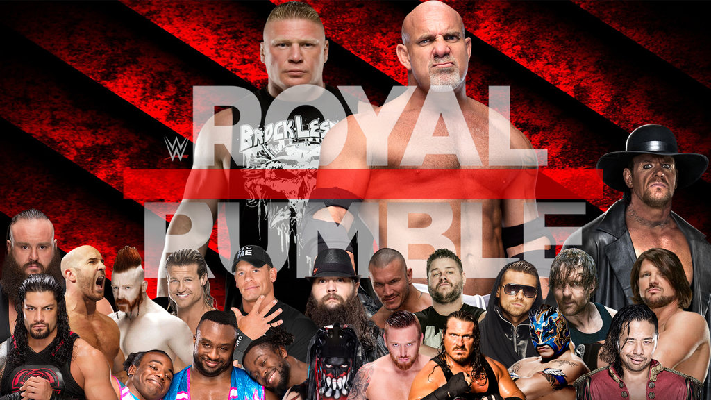 Watch WWE Royal Rumble 2017 Free