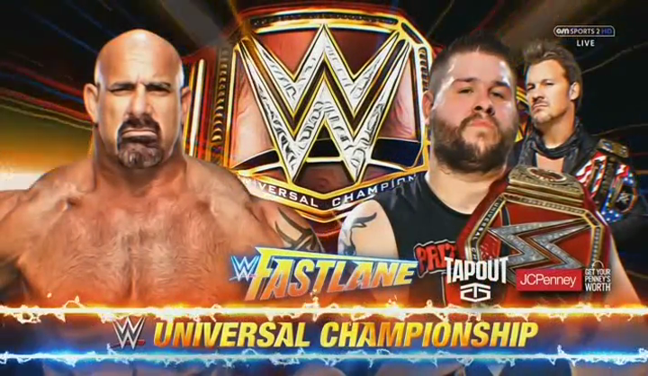 Watch WWE Fastlane 2017 Online Free