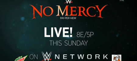 Watch WWE No Mercy 2017 Online Free