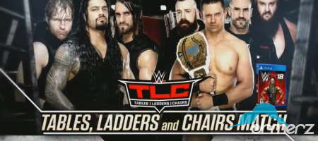 Watch WWE TLC 2017 Online Free