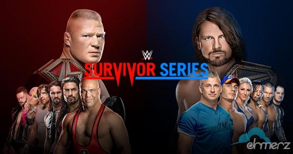 Watch WWE Survivor Series 2017 Online Free