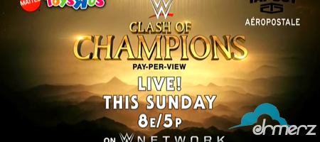 WWE Clash of Champions