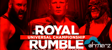 Watch WWE Royal Rumble 2018 Free